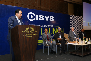 DISYS India Launch speakers