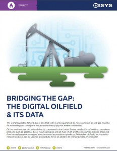 "Download  ""Bridging the Gap: The Digital Oilfield & It's Data"""